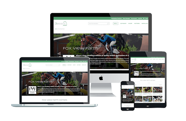 3Beats, The Online Marketplace for Equestrians, Launches Multi-Vendor Marketplace Website – Press Release