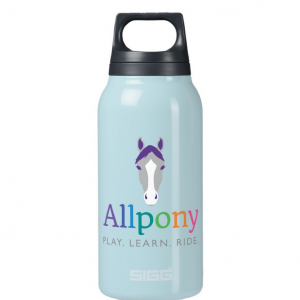 Allpony water bottle