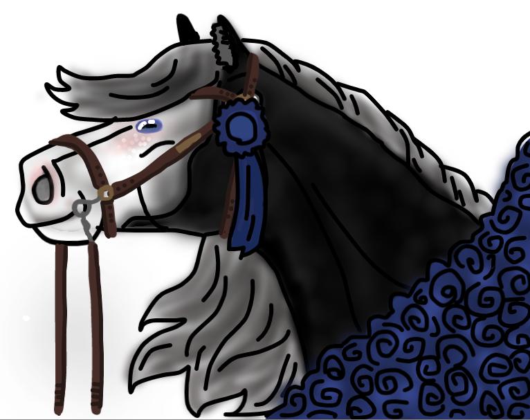 Saphire Drawing