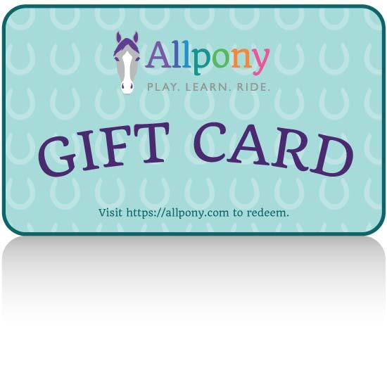 Allpony Gift Card
