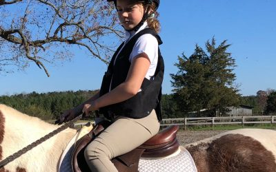 Equestrian Safety Vest Options for Kids