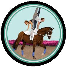 horse sports icon