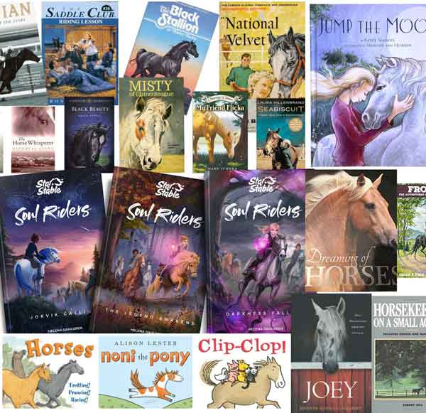 Allpony Horse Book Reviews Contest for Kids