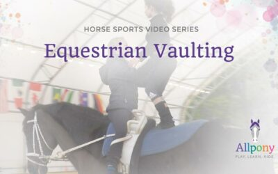 Allpony Horse Sports Video Series: Vaulting